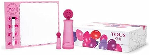 Tous kids girl eau de toilette 100ml vapo. + mini + pizarra: Amazon.es: Belleza