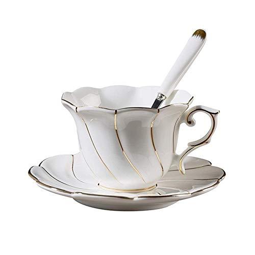 Juego de teteras para Mesa de té, Juego de té Chino Hecho a Mano, Tetera de Porcelana, Tazas de té de cerámica Creativas, Juego de Tazas de café europ