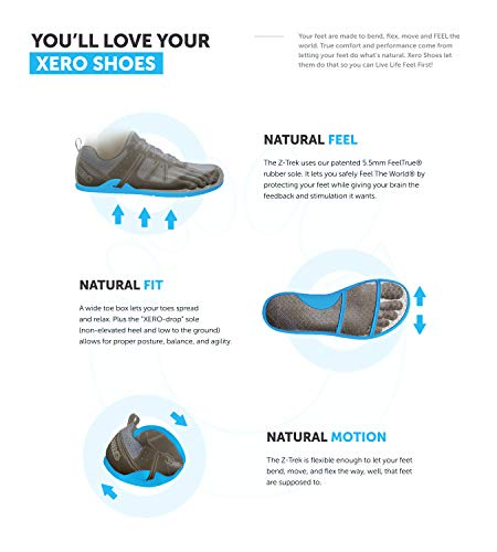 Xero Shoes Chaussures Athlétiques Couleur Mocha/Coffee Taille 43 EU / 9 Us