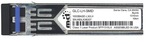 Cisco GLC-LH-SMD Network Transceiver Module (MMF/SMF, 1310nm, DOM)