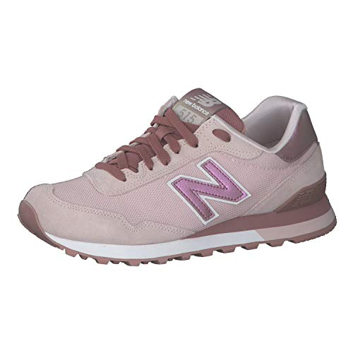 New Balance WL515CSC_39, Zapatillas Mujer, Pink, EU
