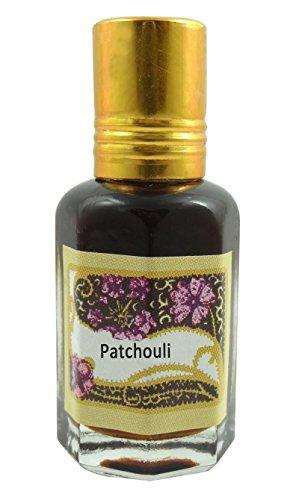 Parfum De Patchouli Huile De Parfum 100% Pure Et Naturelle - 10Ml