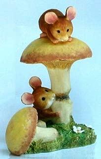 Merrie Mice Gnawing Habit