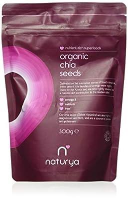 Naturya Natural Chia Seeds 300g