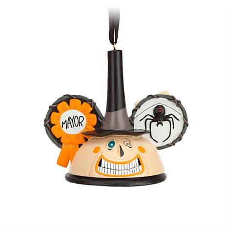 Sombrero de Alcalde Disney Ornament-Nightmare Before Christmas