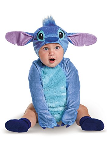 Disguise Stitch Infant Costume 12 18 Months Blue
