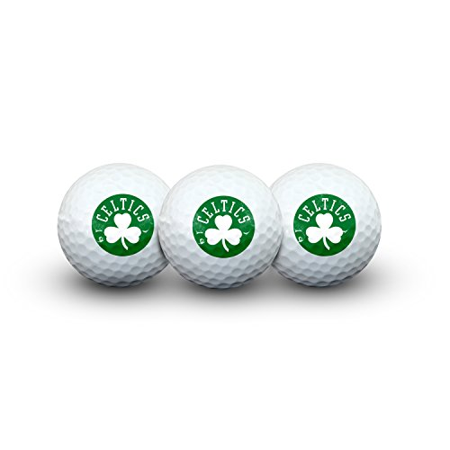 NBA Boston Celtics Golf Ball Pack of 3Golf Ball Pack of 3, NA