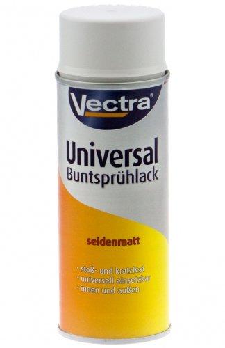 Universal-Sprühlack Tiefschwarz) seidenmatter
