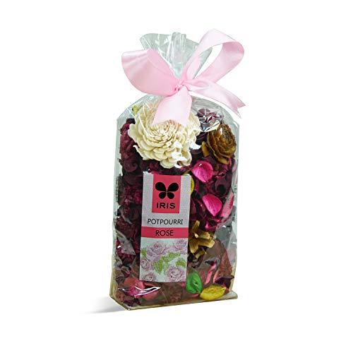 Iris Potpourri Rose Fragrance 140gm