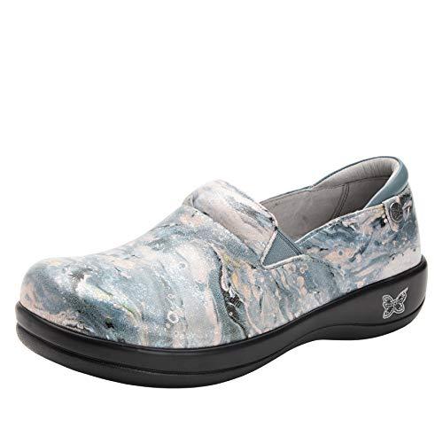 Alegria Keli Womens Shoes Glacier 9 M US