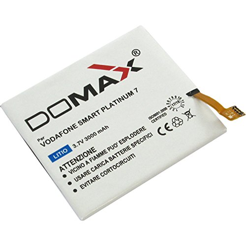 BATTERIA 'DOMAX' PER VODAFONE SMART PLATINUM 7 ( TLP030F1 - TLP030F2 )