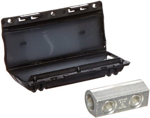 Easy-Splice in-Line Gel Splice Kit with Connector, 2-4/0 AWG Wire Range