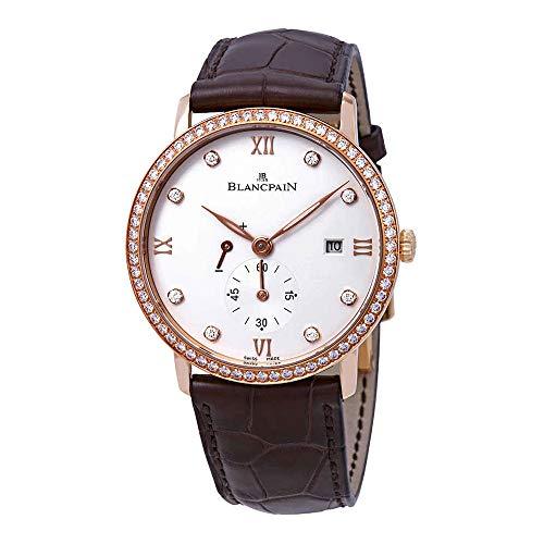 Blancpain Ultraplate bianco quadrante mens orologio...