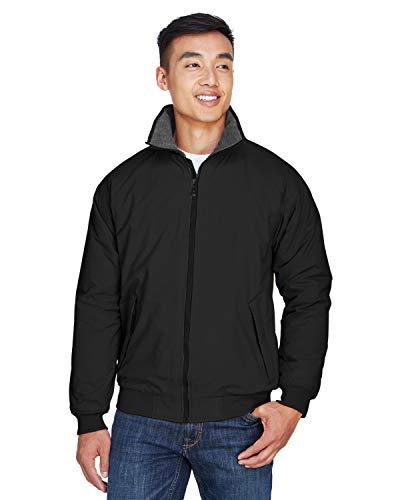 데본 & 존스 남성의 3-시슨 클래식 재킷 제품 -불크 사브 블랙