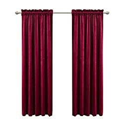 The Velvet Material That Is Used To Make Sideli Curtain Has Multiple Fiber Layers Which Aide In Its Quest Keep Noise Levels Your Home