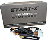 Start-X Remote Starter for Nissan Frontier 2008-2019    Plug N Play    3X Lock Remote Start    10 Minute Install