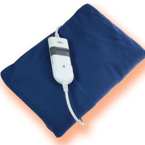 indiscount - Mini manta calefactora eléctrica para el dolor