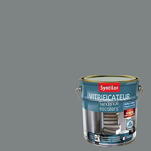 Syntilor - Vitrificateur Escaliers™ Gris Souris 2L