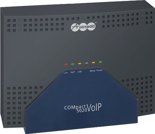 Auerswald COMpact 5020 VOIP ISDN-TK-Anlage