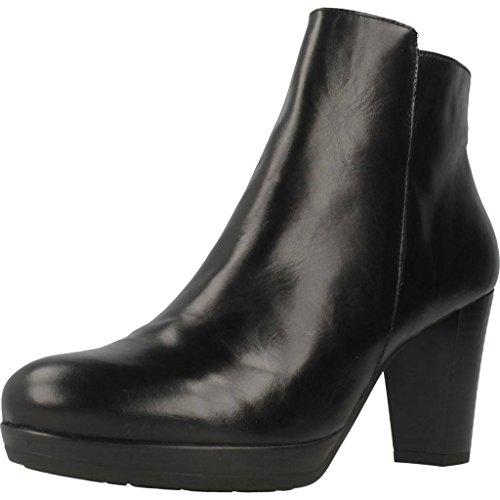 Vitti Love Damen Stiefelleten Boots 1081 867 Schwarz 36 EU