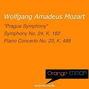 Orange Edition - Mozart: Symphony No. 38, K. 504 & Symphony No. 24, K. 182