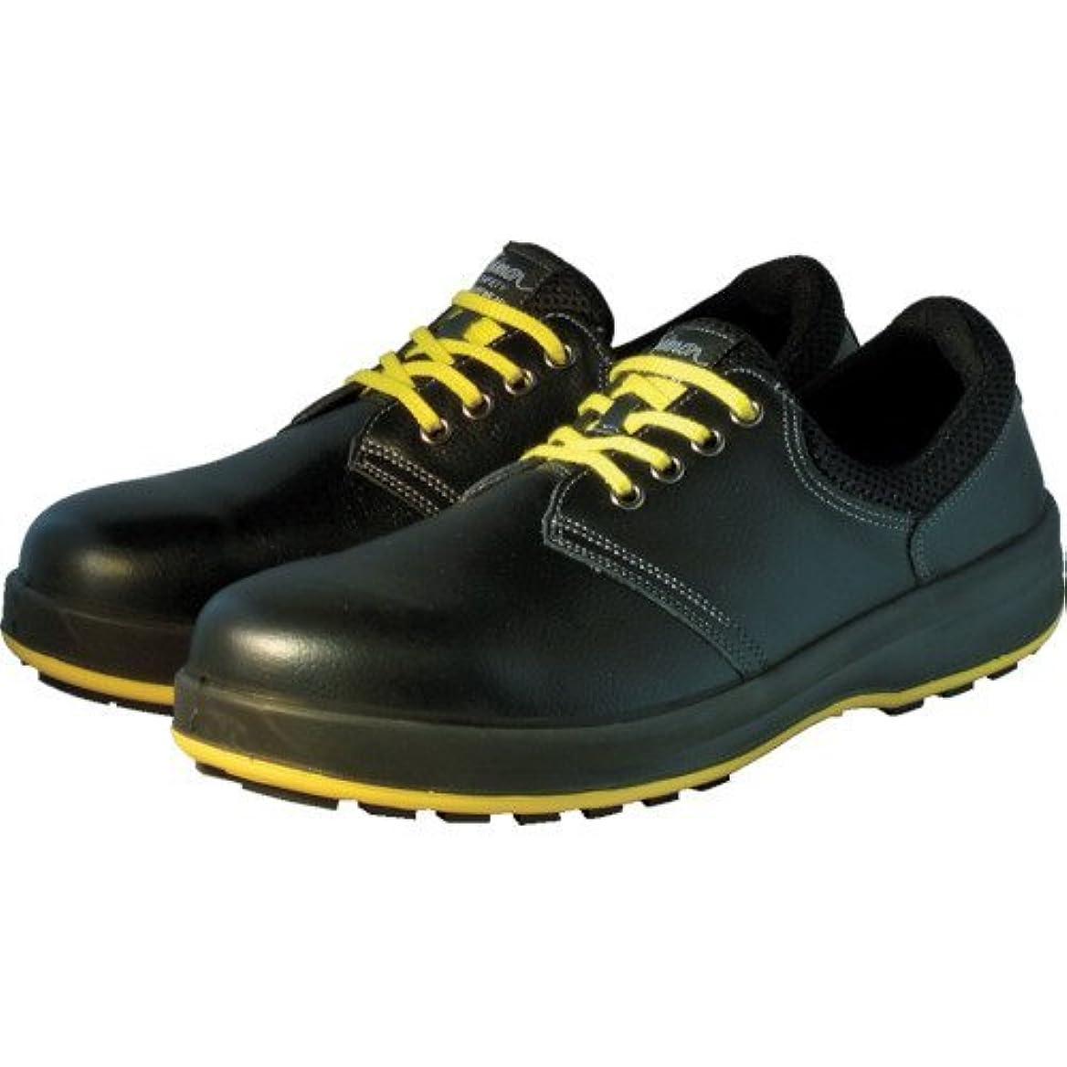 予測する黒くするバッフルシモン 安全靴 短靴 WS11黒静電靴K 29.0cm WS11BKSK-29.0