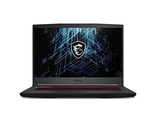 CUK GF65 Thin by MSI 15 Inch Gaming Notebook (Intel Core i7, 32GB RAM, 1TB NVMe SSD, NVIDIA GeForce RTX 3060 6GB, 15.6' FHD 144Hz IPS-Level, Windows 10 Home) Gamer Laptop Computer