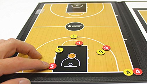 Formazione basket basket coach piastra magnetica tactical Board training