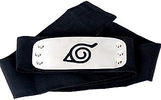 Cosplay Protector Of Naruto Konoha Forehead Headband Cosplay Props Accessories