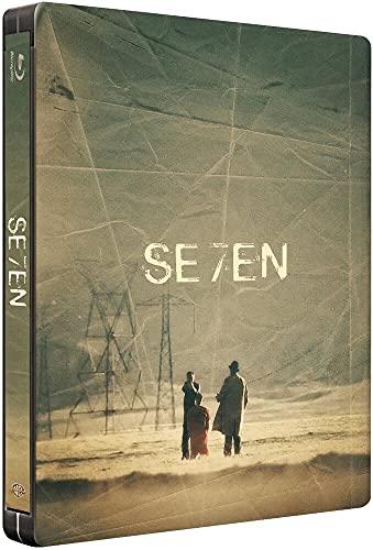 Seven - Édition Limitée SteelBook - Blu-ray [Metropolitan]