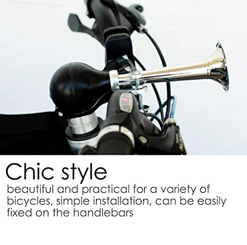 Bicycle Air Horn Loud and Durable Mountain Bike Bell Classic Bicycle Horn Traditional Bike Horn Bicycle bell Bicycle Horn Bike Horn for Adults and Kids