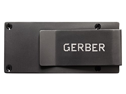 Product Image 1: Gerber GDC Money Clip w/ Built-in Fixed Blade Knife [31-002521]