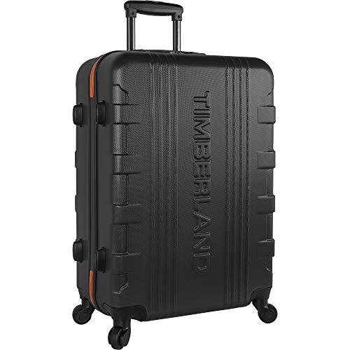 Timberland 21' Hardside Spinner Carry On Suitcase, Black Iris