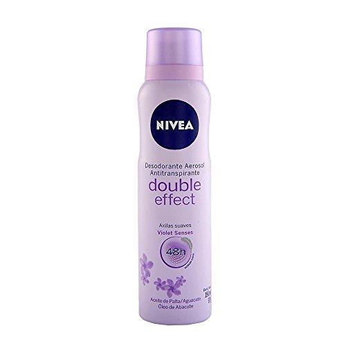 Nivea Déodorant, double effect Violet Senses, 150 ml