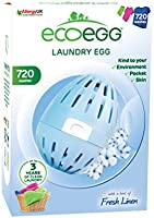 Ecoegg, Fresh Linen, 720 Washes
