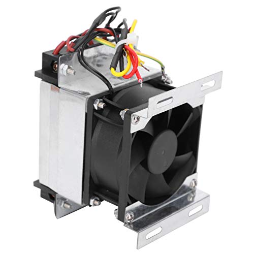 Termoventilatore PTC, Riscaldatore PTC isolato riscaldamento a temperatura costante, AC220V 500W a bassa rumorosità Durevole per purificatore Asciugacapelli Condizionatore d'aria