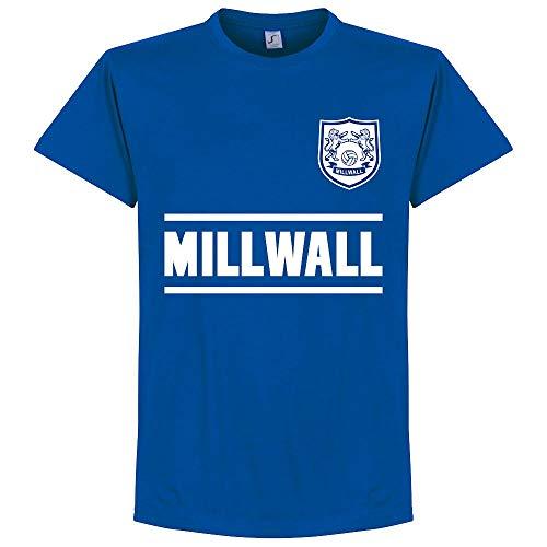 Millwall Team T-Shirt - blau - S
