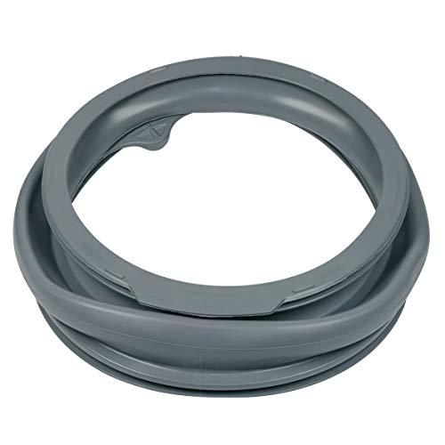 Electrolux 1327601009 132760100 - Manicotto in gomma per porta con guarnizione ad anello, originale Electrolux, compatibile con Husqvarna JohnLewis Fors Rex EWF LM AL LVOGUE LSILVER8 KRW LFL
