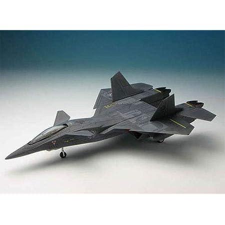 プラッツ 1/72 X-10 戦闘妖精雪風 FFR-31シルフィード プラモデル