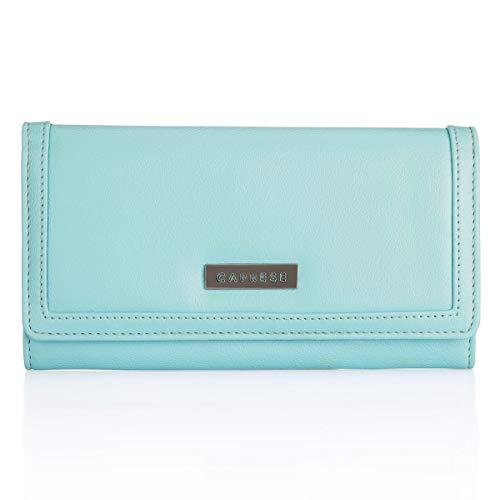 Caprese Vinci Women's Wallet (Aqua)