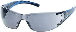 Men's Kickstart Skull Sunglasses, Black Frames & Smoke Lens