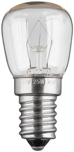 Unbekannt Lampada da Forno E14-15W - 230V (5 Pezzi)