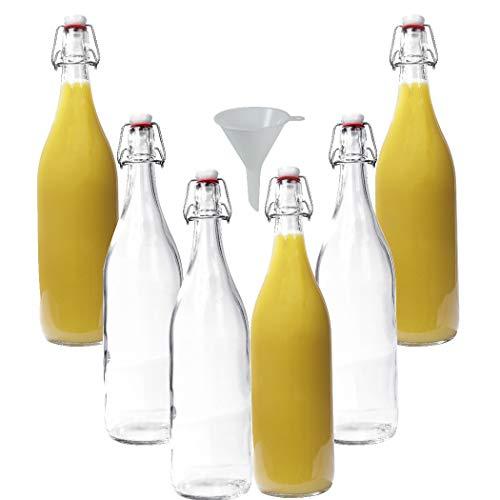 mikken -   6X Glasflasche 1