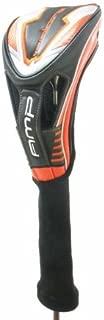 Cobra Golf Amp Driver Black/orange/silver Headcover