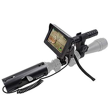 Best air rifle scope camera Reviews