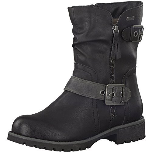 Jana Damen Stiefel Woms Boots 8-8-26605-39/001 schwarz 371474
