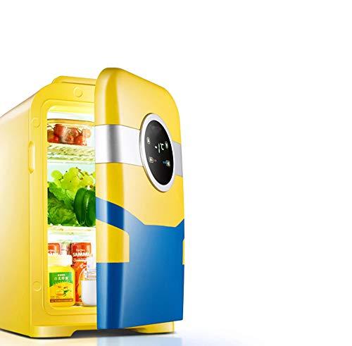 XXxx SunLMG 22 L dubbele koelkast, mini-koelkast voor auto/reis/vissen/auto/vrachtwagen/camper/boot/gebruik buitenshuis en thuis