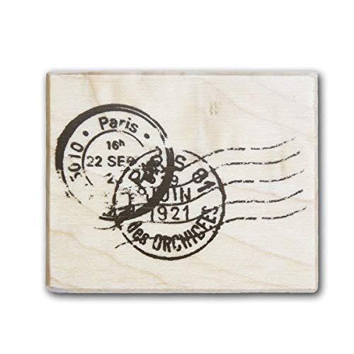 Timbri di Legno - Timbro Postale
