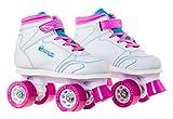 Chicago Girls Sidewalk Roller Skate - White Youth...