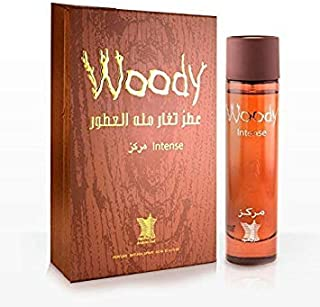 arabian oud woody intense
